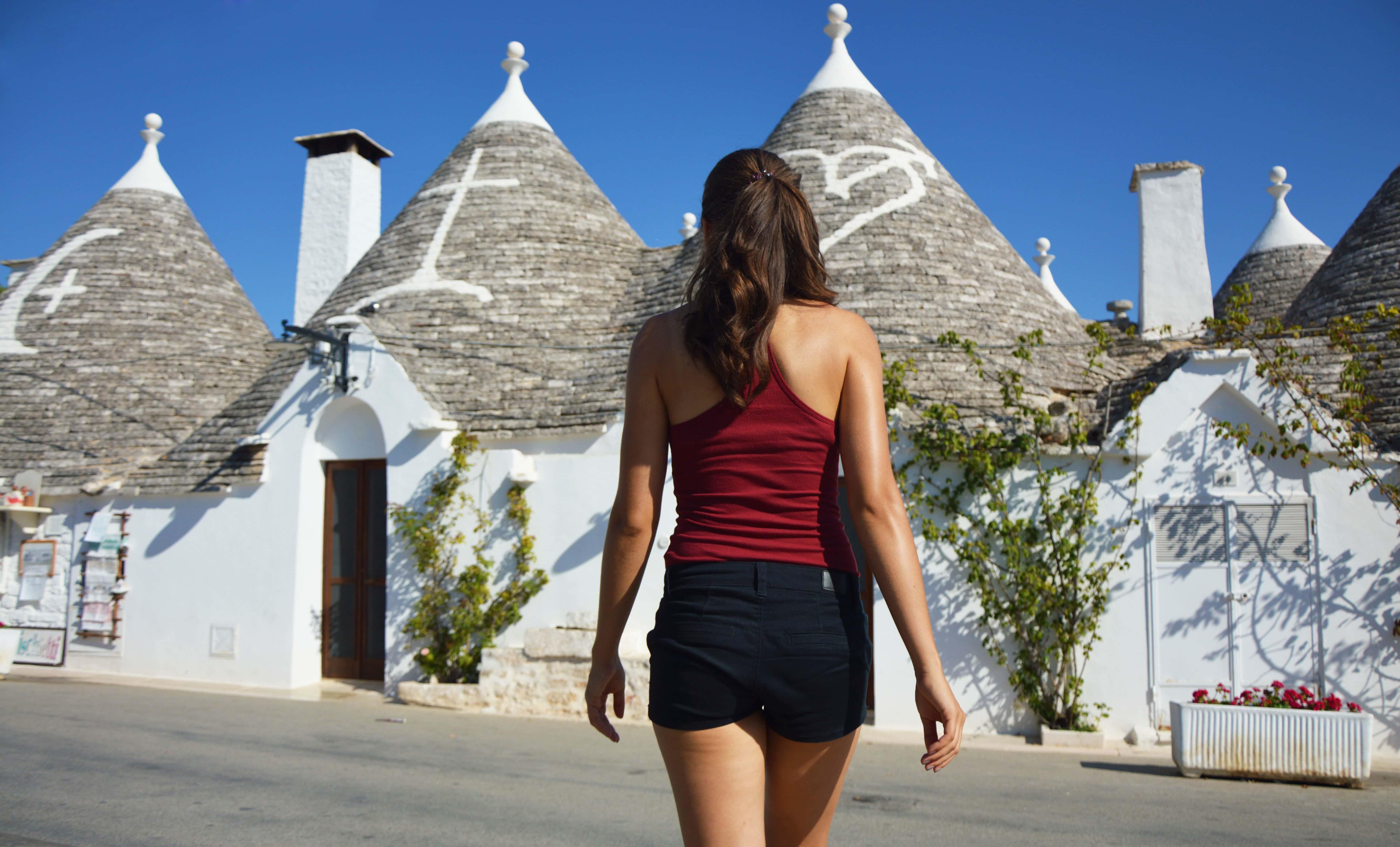 Tour a piedi di Alberobello