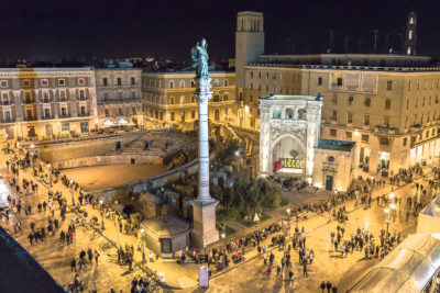 Tour a Piedi di Lecce